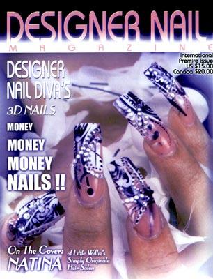 Magazines Designer Nails Nail Art Airbrush Magazines Feature