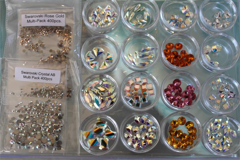 Swarovski Crystal 24 Pcs Variety Kit
