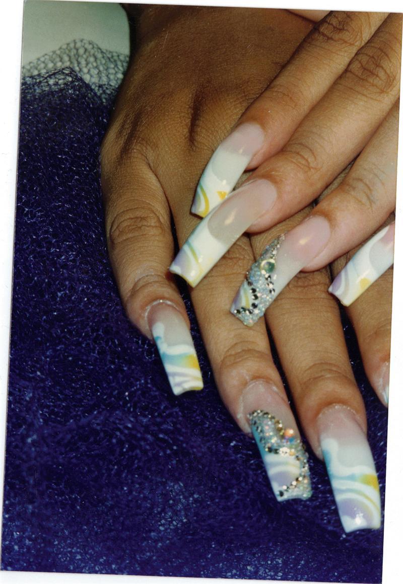 Airbrush Nails Professional Airbrush Nails Training Courses Kit